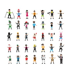 People s Collection vector