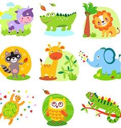 AnimalsST vector image