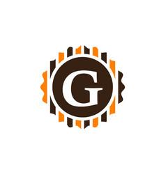 Best quality letter g vector