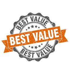 Best value stamp sign seal vector