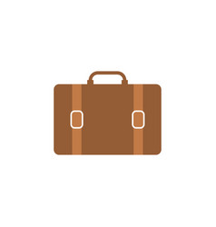 briefcase business graphic design template vector image