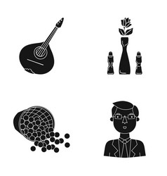 Suit business concert and other web icon in vector