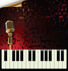 classic instruments vector image