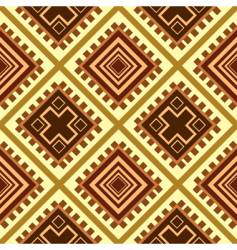 Africa background vector image