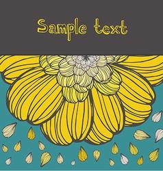 FlowerElements15 vector image