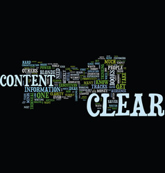 The cause for clear text background word cloud vector