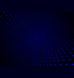 abstract technology futuristic data visualization vector image