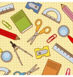 Background school vector