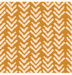 Herringbone rough mustard color seamless vector
