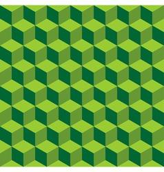 Isometric pattern vector