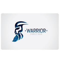 Warrior icon vector