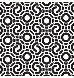 ethnic art decoration seamless patterns vector image