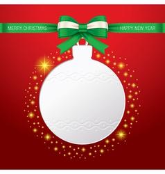 Christmas card 01 vector
