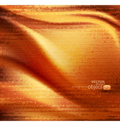 Gold abstract background vector