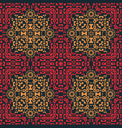 Intricate biomorphic symmetry vector