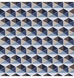 Mosaic pattern - seamless background vector