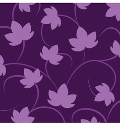 Blackground with leaves of grapes vector