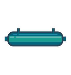 condenser chemistry lab vector image