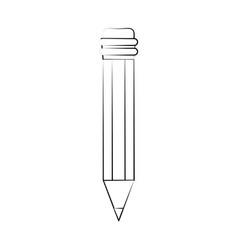 Pencil scholar write vector