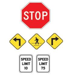 StreetSigns vector
