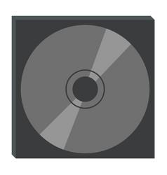 Garage sale dvd disk junk sale retail vector