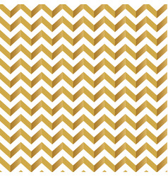 popular abstract zig zag gold chevron stack vector image