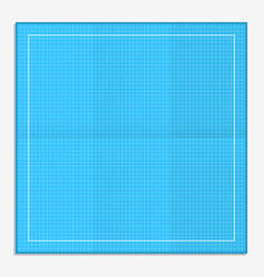 Squared paper for sketching vector