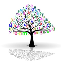 Tree of Knowledge vector