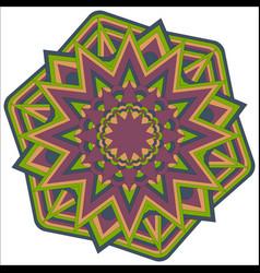 mandala-02 vector image
