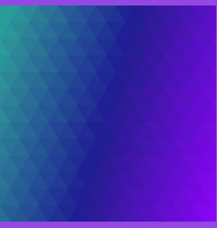 simple geometric colored triangle gradient vector image