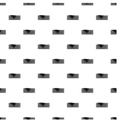 sorted towel pattern seamless vector image