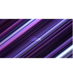 Violet sliced surface abstract background vector