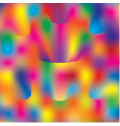 abstract image creative concept multicolored vector image