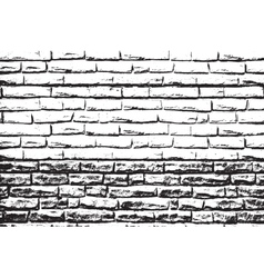 Brick Wall Overlay vector