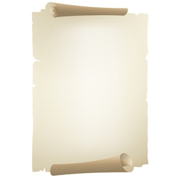 old paper banner backgroundEPS10 vector image