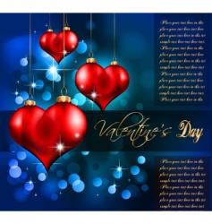 elegant valentines vector image