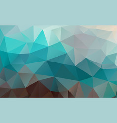 flat triangle background geometric shapes vector image
