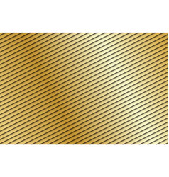 abstract gold background beige diagonal stripes vector image vector image