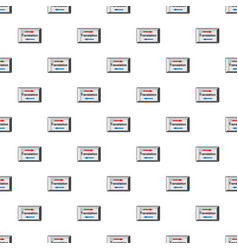 translate button pattern vector image