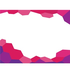 Abstract background purple vector image