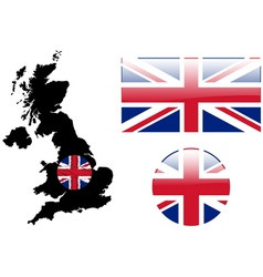 Great britain vector