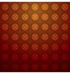 Luxurious vintage seamless pattern vector image vector image