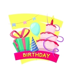 Birthday vector image
