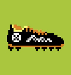 Football boot vector image vector image