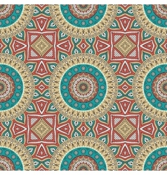 Abstract background seamless pattern vector image