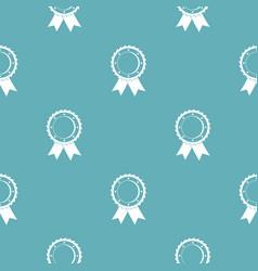 Award pattern seamless vector