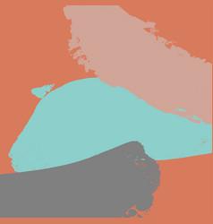 brush strokes background vector image