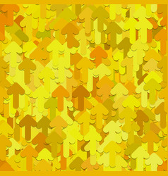 seamless arrow background pattern - graphic vector image