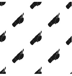 Scalpel icon in black style isolated on white vector