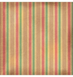 Vintage wallpaper background vector image vector image